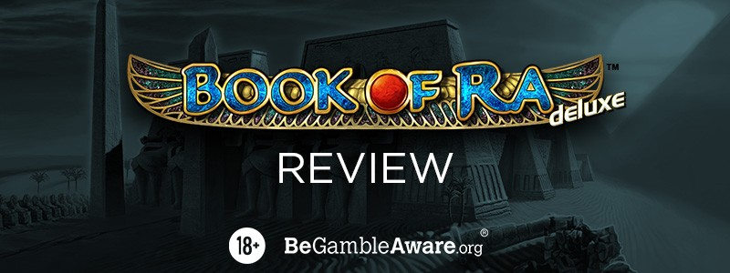 Book of Ra Deluxe Review