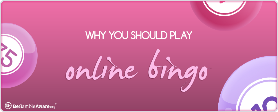 Why You Should Play Onling Bingo