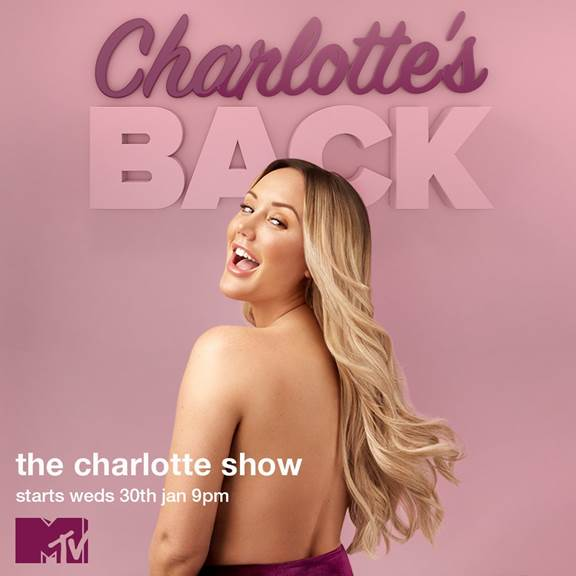 Pink Casino sponsors The Charlotte Show