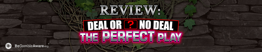 Review Deal or No Deal: The Perfect Play