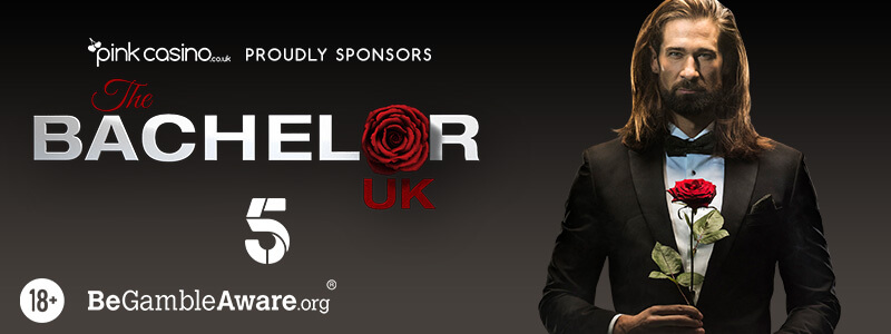 Pink Casino Sponsors The Bachelor
