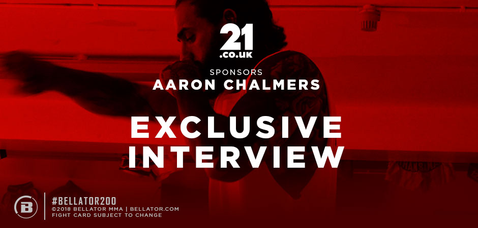 Aaron Chalmers Exclusive Interview