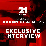 Aaron Chalmers Interview