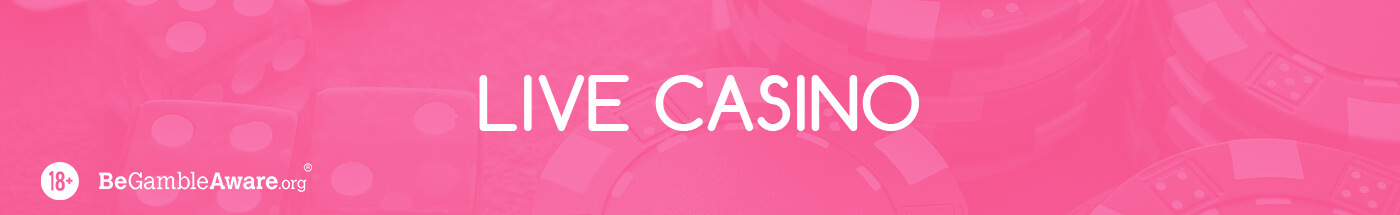Live Casino Games at Pink Casino