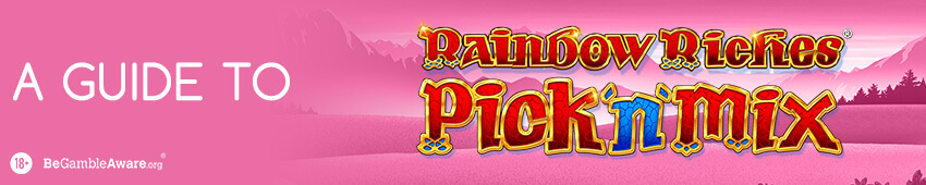 Game Review: Rainbow Riches Pick n Mix