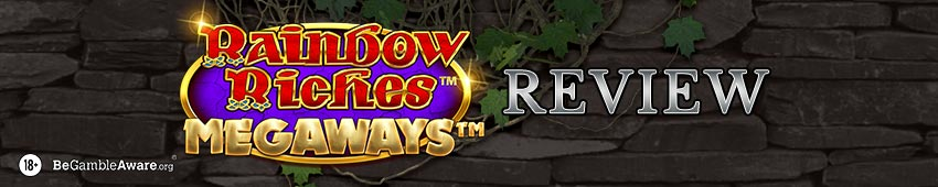 Rainbow Riches Megaways Review?