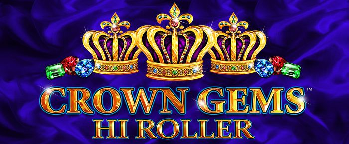 Crown Gems Hi Roller slot