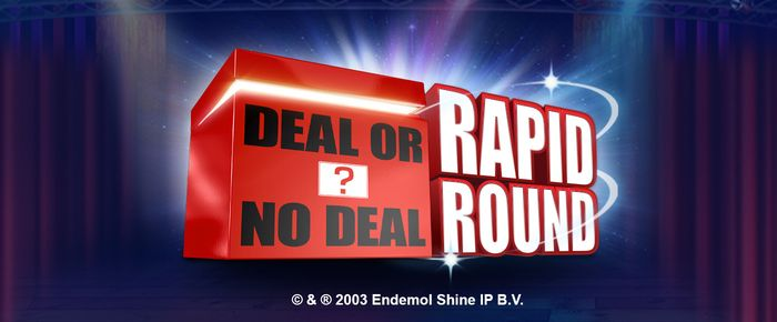 Deal Or No Deal Rapid Round slot