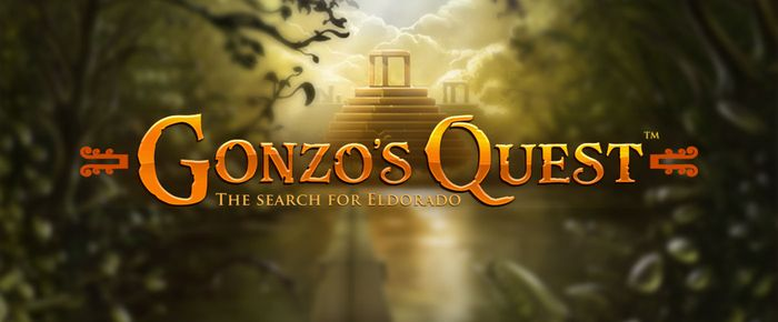 Gonzos Quest casino slot