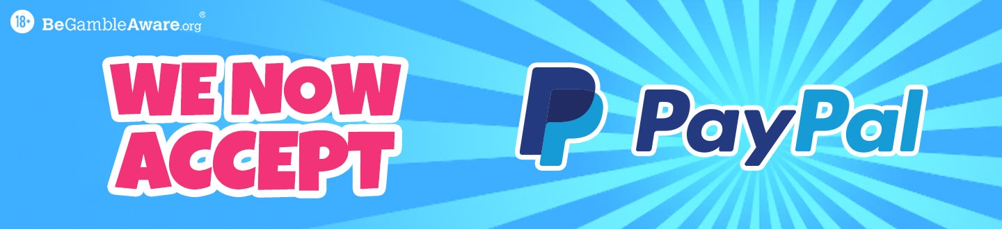 Paypal Payments Crown Bingo