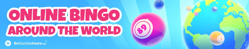 Online Bingo Around The World?