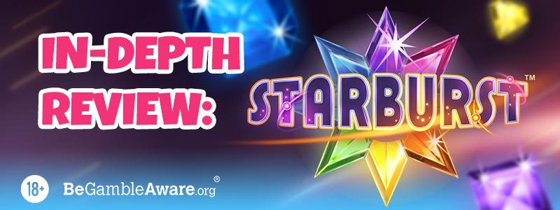 Starburst Slot In-Depth Review