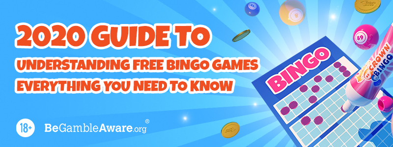 Guide to Free Bingo in 2020 at Crown Bingo Blog Thumbnail