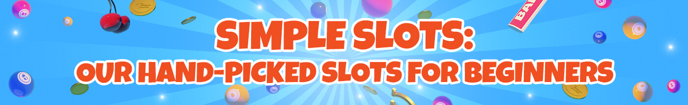 Simple Slots at Crown Bingo