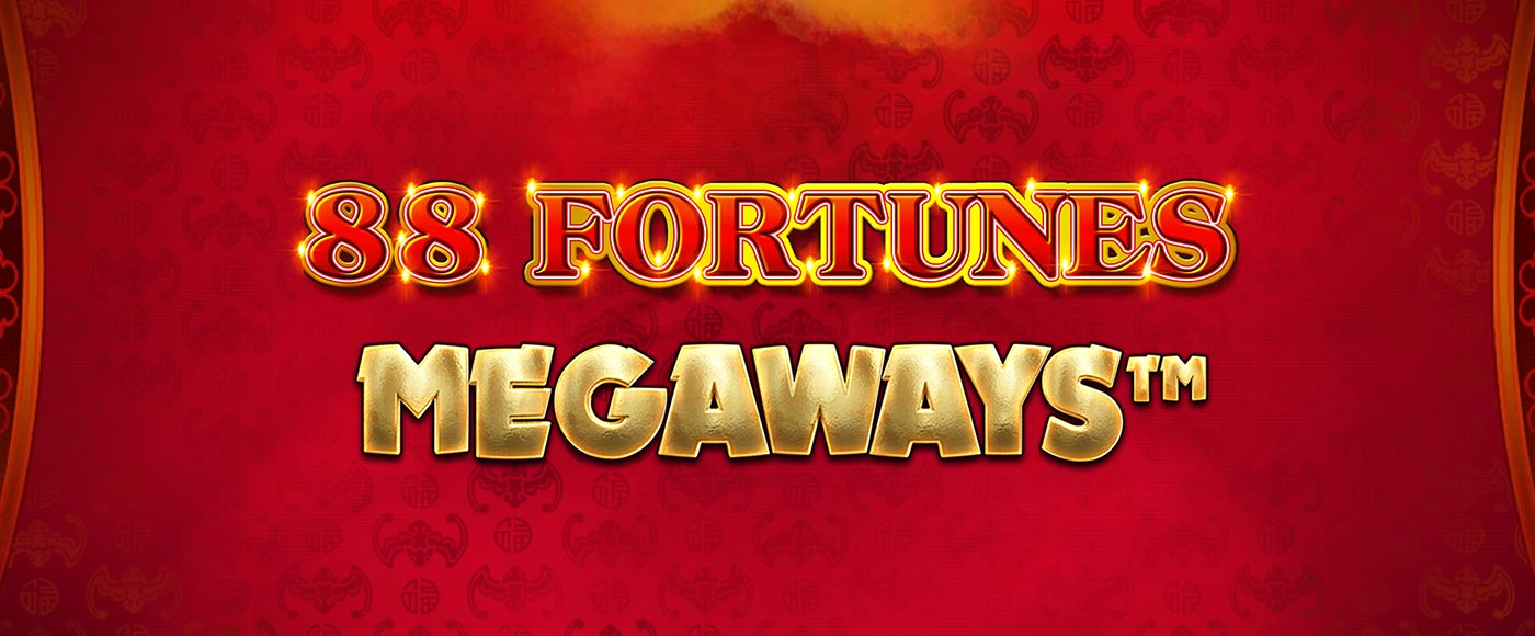88 Fortunes Megaways online slot
