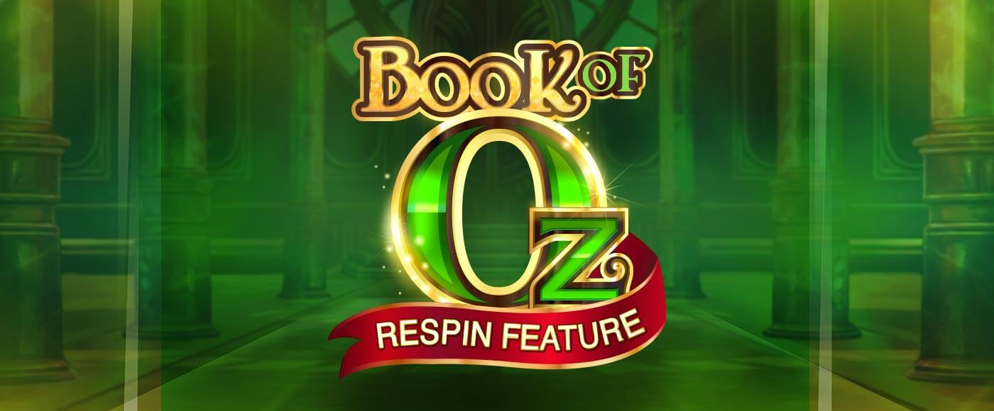 Book of Oz online slot
