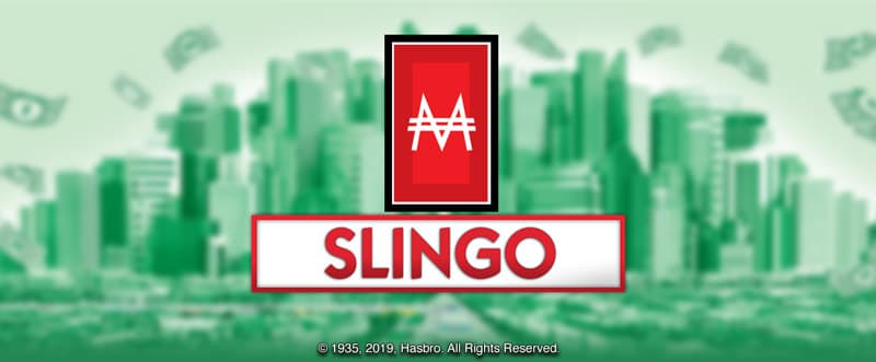 monopoly slingo casino game