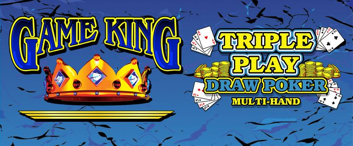 Triple Play Draw Poker Online Game 50 Free Crown Bingo