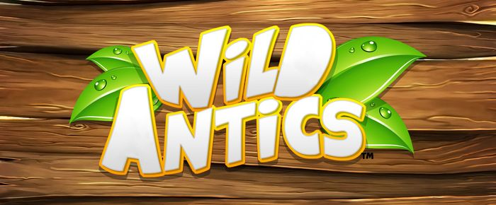 Wild Antics online slot