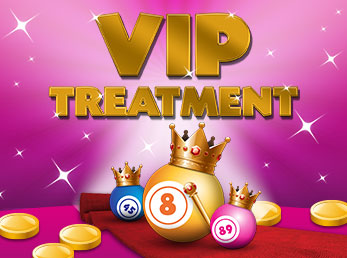 VIP Promotions at Crown Bingo