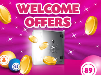welcome offers at crown bingo