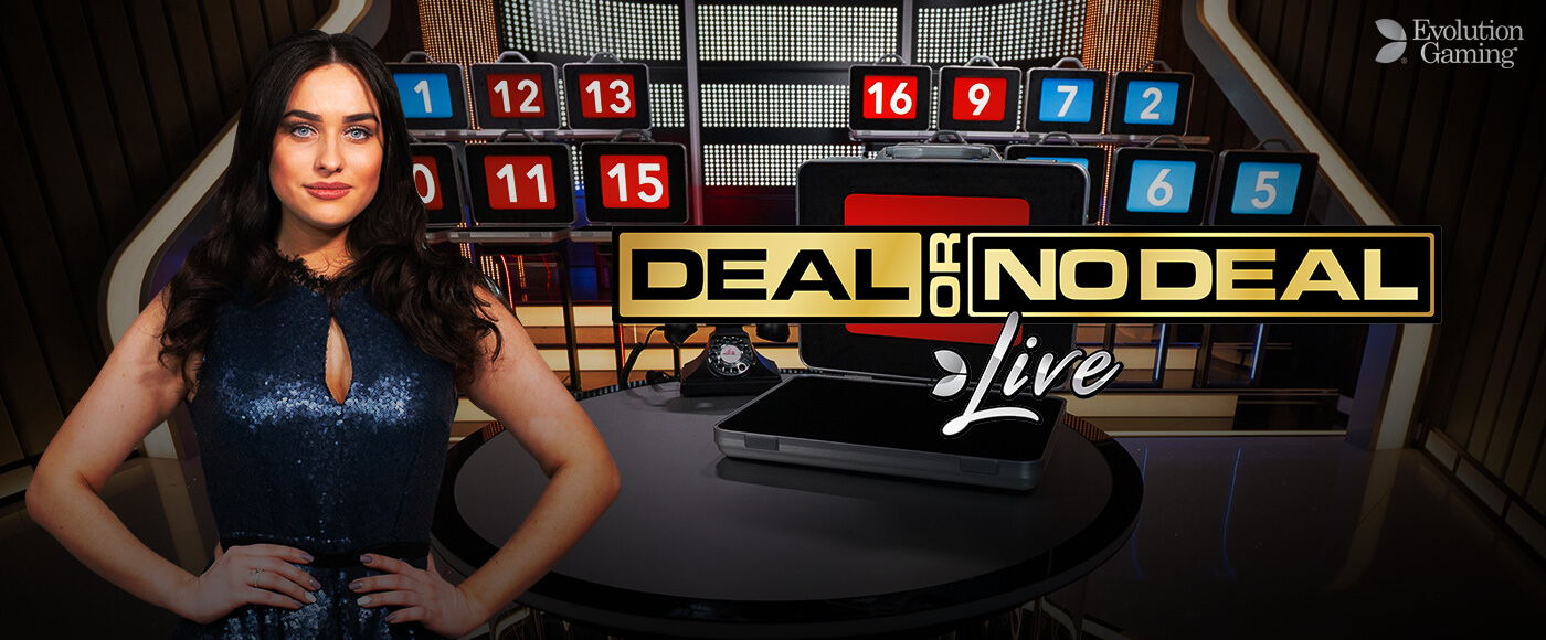 Deal or No Deal Live online casino