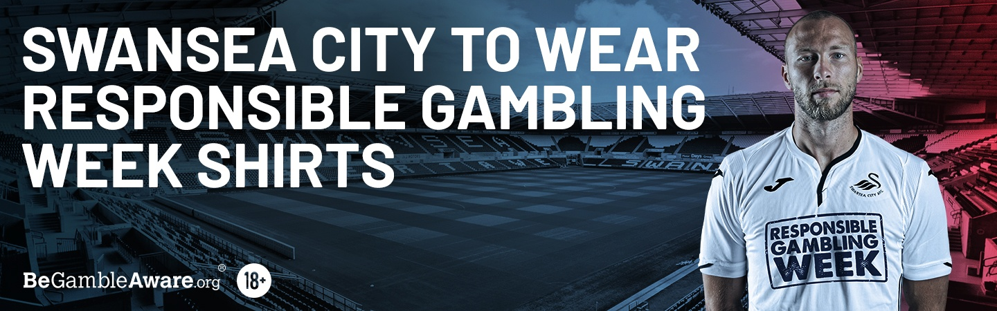 Suited 'n' Booted: Swansea City to Wear Special Edition Shirts for Responsible Gambling Week