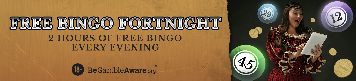 Free Bingo Fortnight