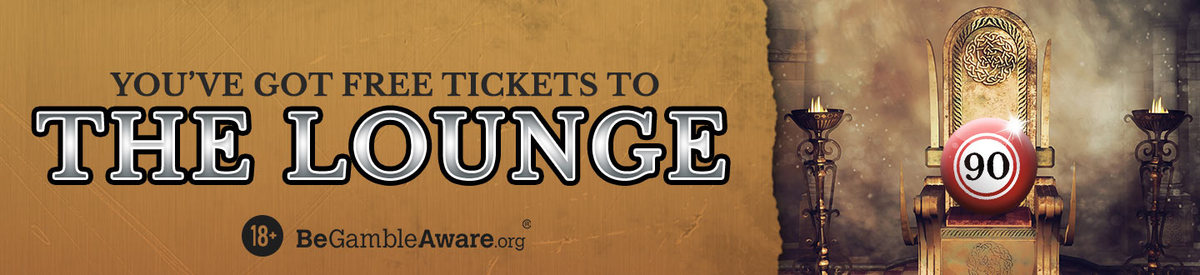Earn Free Tickets for The Lounge