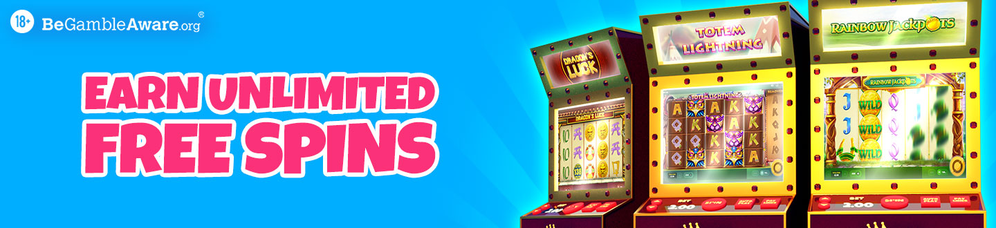 Unlock Unlimited Free Spins