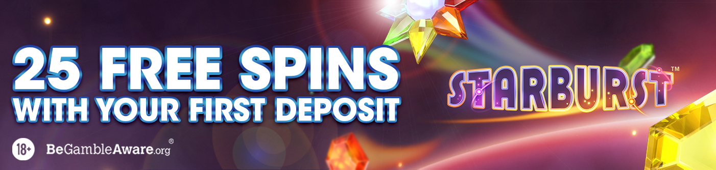 25 Free Spins