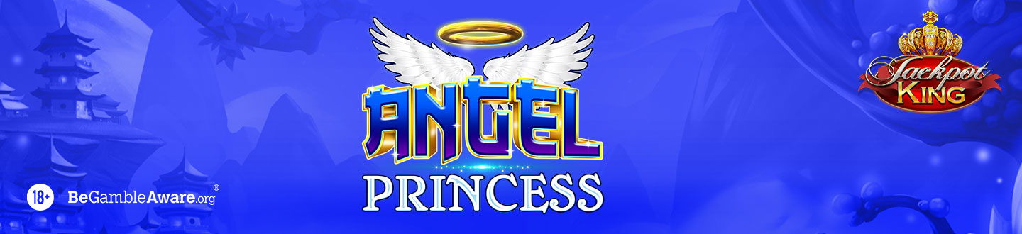 Angel Princess Jackpot King Slot at Bet UK
