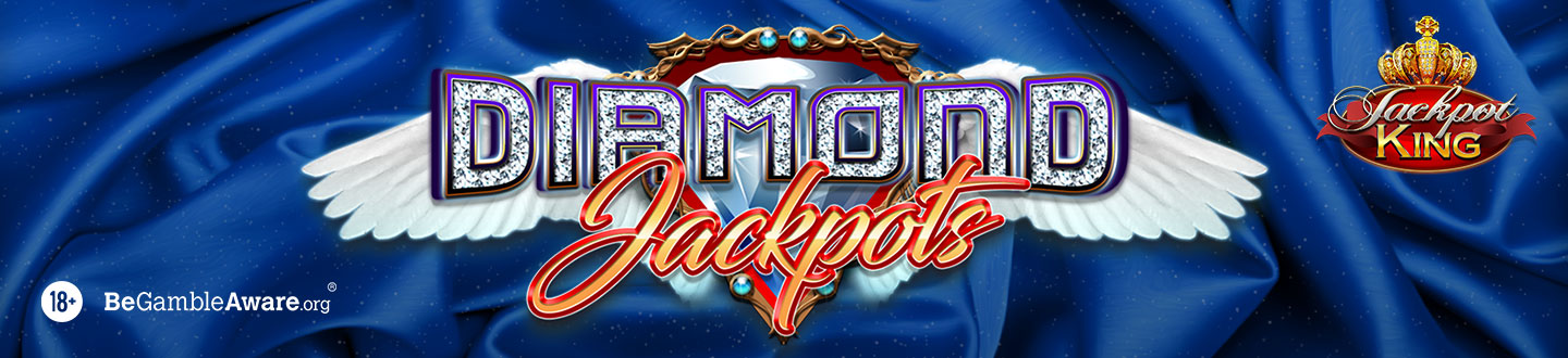 Diamond Jackpot King Slot at Slot Boss