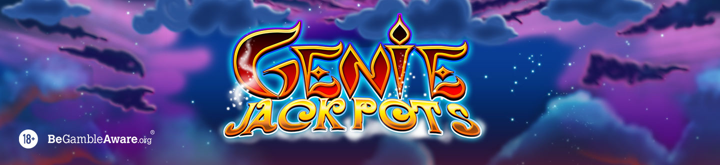 Genie Jackpots Blueprint Progressive Jackpot Slot at Slot Boss