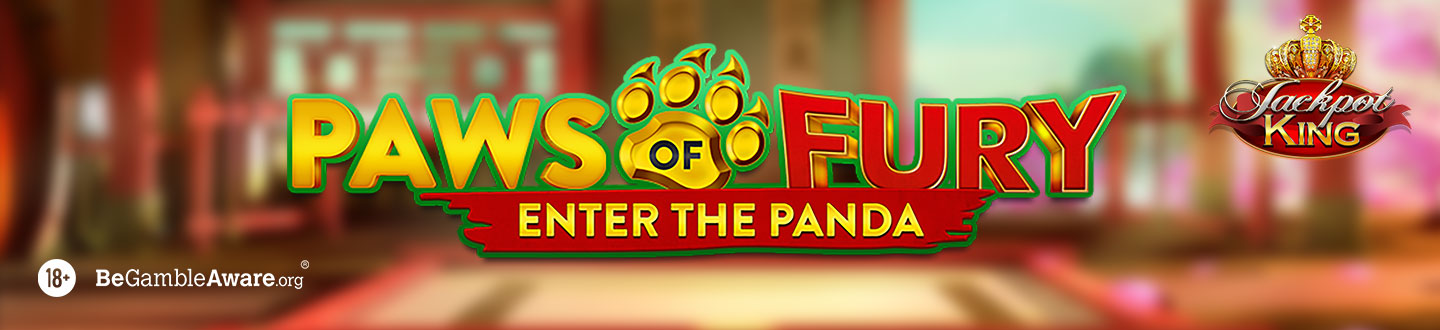 Paws of Fury Jackpot King Slot at 21