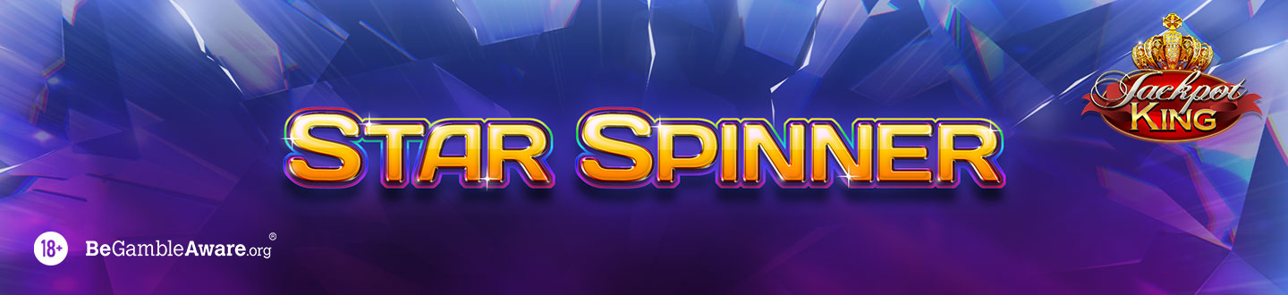 Star Spinner Jackpot King Slot at Pink Casino
