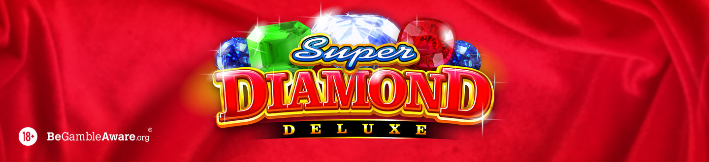 Super Diamond Deluxe Blueprint Progressive Jackpot Slot at 21