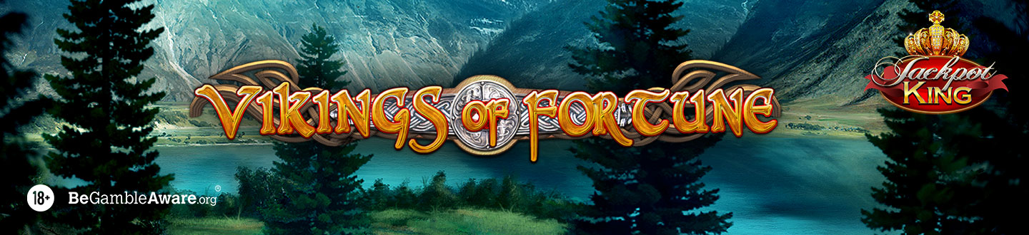 Vikings of Fortune Jackpot King Slot at 21