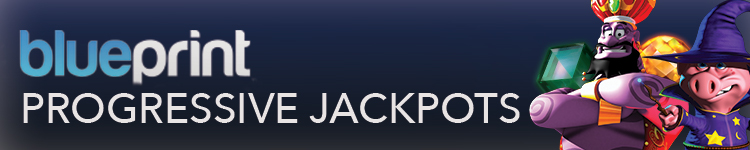 Blueprint Progressive Jackpot Slots at Bingos