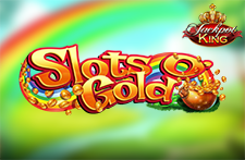 Slots O Gold Jackpot King Slot at Bingos