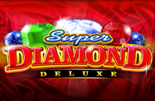 Super Diamond Deluxe Blueprint Progressive Jackpot Slot at Bingos