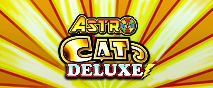 Astro Cat Deluxe mobile slot
