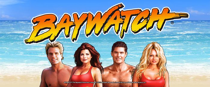 Baywatch slot games