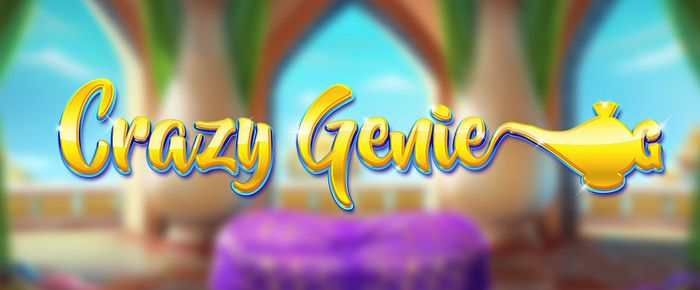 Crazy Genie slot games