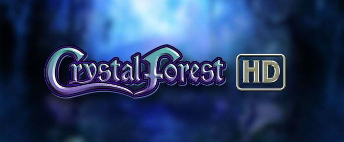 Crystal Forest HD slot games
