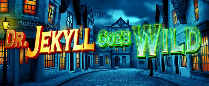 dr jekyll goes wild mobile slot