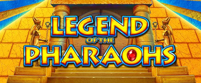Legend of the Pharaohs slot games