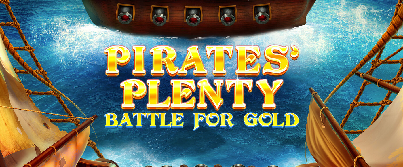 Pirates Plenty Battle for Gold online slot uk
