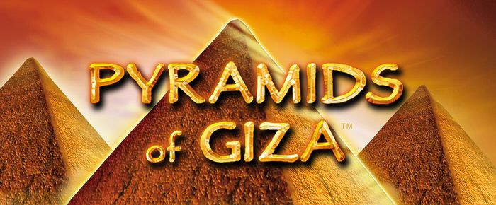 Pyramids of Giza mobile slot