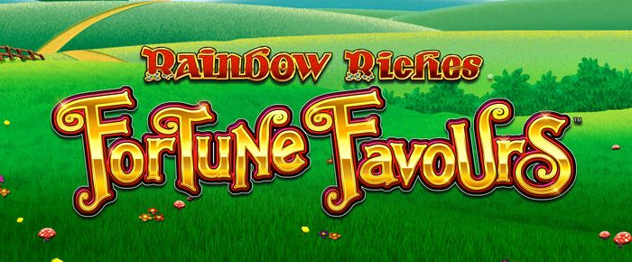 Spiele Rainbow Riches Fortune Favours - Video Slots Online